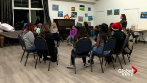 Indigenous girls group in Calgary at risk of shutting down