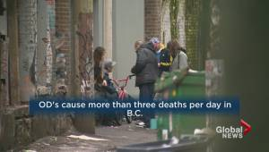 Coroners report brings grim new insights into B.C. overdose crisis (00:37)