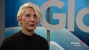 Andrea Zwarich describes her pain before cancer diagnosis