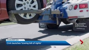 Towing bill of rights pledged, signed