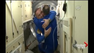 New crew arrives aboard the ISS