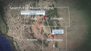 U.S. Air Force searching for missing plane possibly carrying 4 southern Alberta men