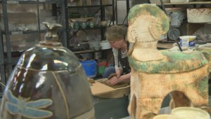 'It's enthralling': Pottery studio in Kelowna igniting a passion for ceramics