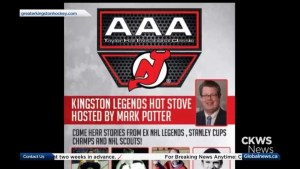 A preview of Kingston's Taylor Hall Invitational Classic hockey tourney