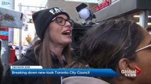 Ontario Municipal Election: Faith Goldy comes in third in Toronto mayoral race