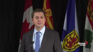 Scheer says 'good to see' some Liberals calling for investigation into SNC-Lavalin case