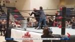 The Morning Show recaps Bill Welychka's involvement in Chinlock Wrestling's charity night