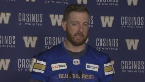 RAW: Blue Bombers Matt Nichols – July 26