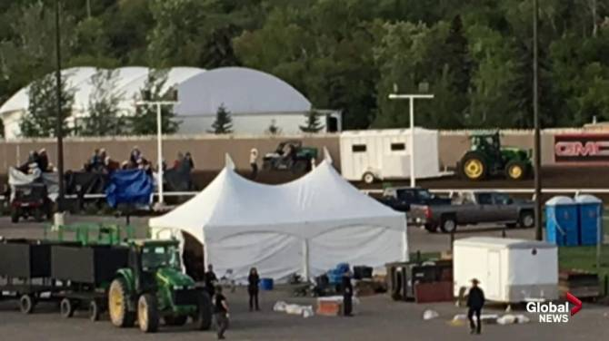 6 horse deaths at Calgary Stampede chuckwagon races renew calls for change