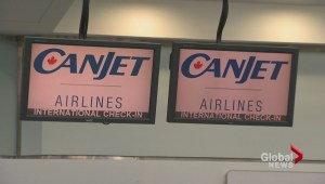 Halifax-based CanJet grounds flights effective immediately