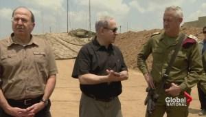 Israel-Gaza: Ceasefire hopes dashed