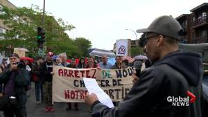 Affordable housing: Protesters stage demonstration