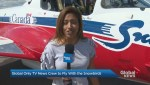EXCLUSIVE: Global News flies with the Snowbirds