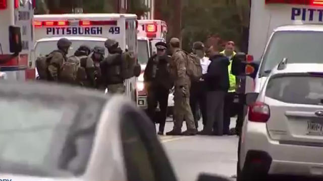 Pittsburgh shooting victims identified