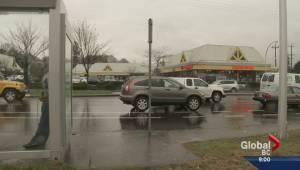 B.C. man accused abandoning boy at bus stop