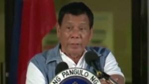 Philippines' Rodrigo Duterte apologises for martial law