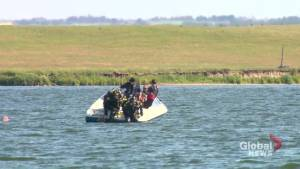 RCMP continue to search for missing 36-year-old jet skier at Blackstrap Lake