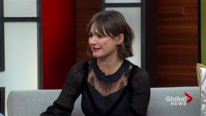 Emily Mortimer on the return of Mary Poppins