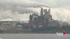 Pictou's pollution problem