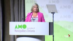 Horwath says Ford taking things from 'bad to worse' with municipal funding cuts