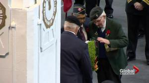 Thousands attend Saskatoon's 86th Remembrance Day service