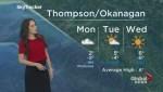 BC Evening Weather Forecast: Mar 4