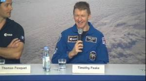 Astronaut Tim Peake would return to the ISS 'in a heartbeat'