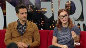 2018 Edmonton Comic and Entertainment Expo moderators