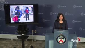 Toronto Police outline bank robber dubbed 'LA Bandits' modus operandi