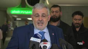 Imam says Bissonnette 'destroyed' his own parents, not just mosque victims