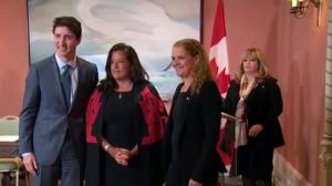 Trudeau makes election-year cabinet shuffle