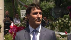 Trudeau says Danforth shooting victims 'will be with us forever'