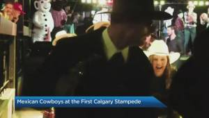 Celebrating Mexican Cowboy history at the Calgary Stampede