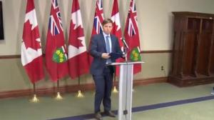 Andrea Horwath says Patrick Brown should resign MPP seat