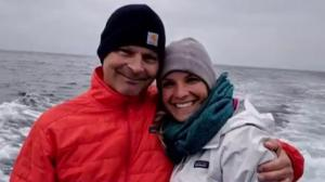 Life-saving first date becomes couple's healthy relationship