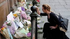 World leaders react to Manchester attack