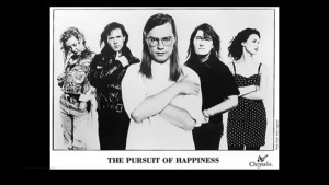 The Pursuit of Happiness' Kris Abbott talks about her band's involvement with the hottest ticket of the year Rockin' The Big House