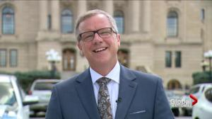 One-on-one with Saskatchewan Premier Brad Wall