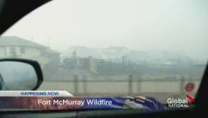 Fort McMurray wildfire: Evacuations in other areas as fire threat continues