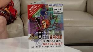Artfest Kingston features over 200 artists