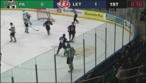Lethbridge Hurricanes rally for overtime win against WHL's top team