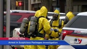 Arrests made in suspicious packages incidents that kept Saskatoon police busy for most of the day