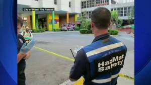 Teen from West Africa tested for Ebola at Miami hospital