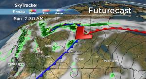 Saskatoon weather outlook: winds whip up this weekend