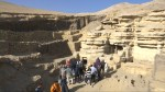 Egypt uncovers 'untouched' ancient tomb