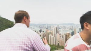 Hong Kong stories with Mark Madryga: Victoria Peak