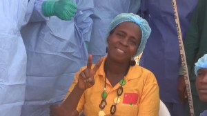 Liberia discharges last Ebola patient
