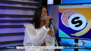 Anjulie performs 'Where The Love Goes'