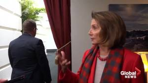 Pelosi urges Trump to reschedule State of the Union
