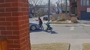 Apparent rolling stop leads to altercation with Toronto mother